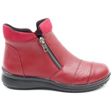 PROPET WW1528 ANKLE BOOT - WINE