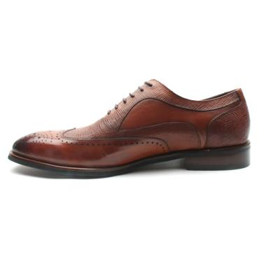 LLOYD AND PRYCE YARROW DRESS SHOE - OAK
