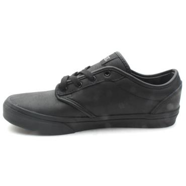 VANS CANVAS YOUTHS YATWOOD - BLACK/BLACK