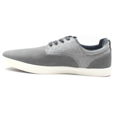 LLOYD & PRYCE YUKES MENS SHOE - GREY