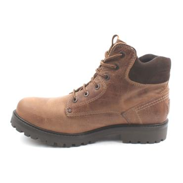 WRANGLER MENS YUMA LACED BOOT - TAN