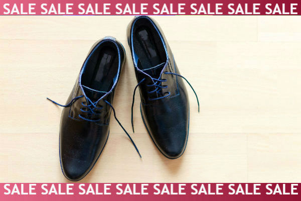 MENS FOOTWEAR REDUCED