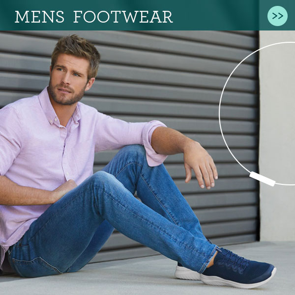 Mens Trainer & Outdoors