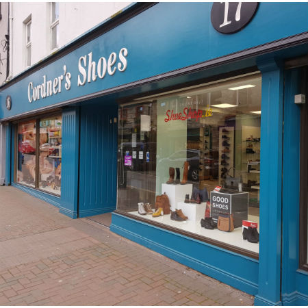 Cordners Shoes Navan