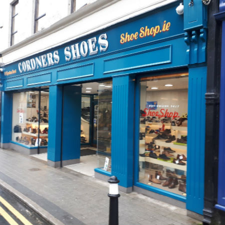 Cordners Shoes Sligo
