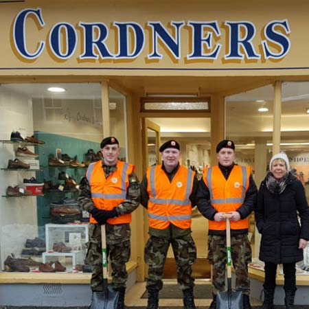 Cordners Shoes Mullingar