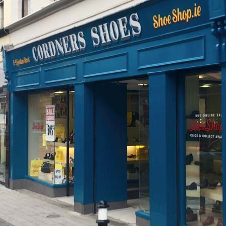 Cordners Shoes Sligo