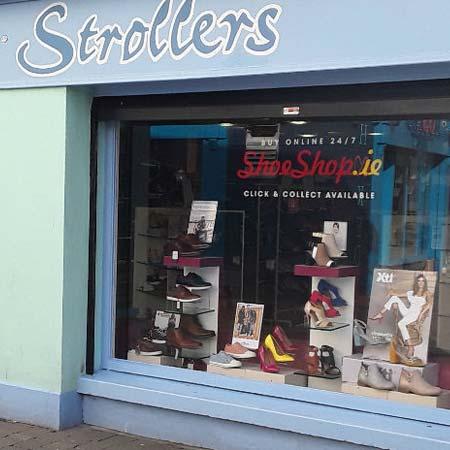 Strollers Shoes Sligo