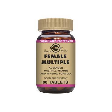 Solgar Female Multiple Tablets 60 pack