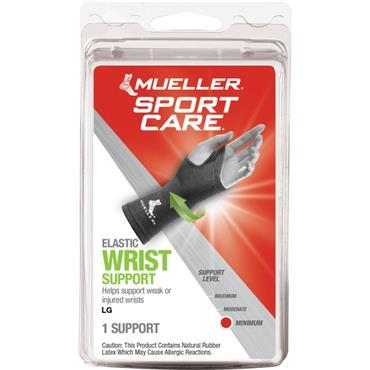 Mueller Elastic Wrist Support LARGE
