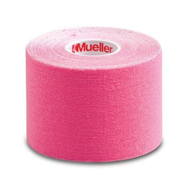 Mueller Kinesiology Tape 2inch x 16.4ft Pink