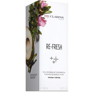 My Clarins Re-Fresh Hydrating Beauty Mist 100Ml