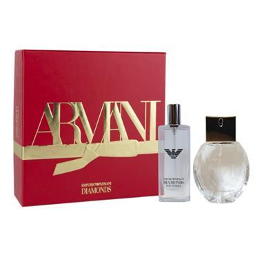 Armani Diamonds Eau de Parfum 50ml Christmas Gift Set for her