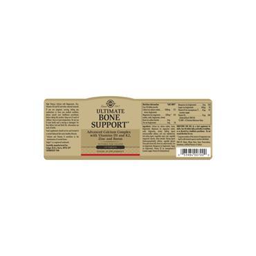 Solgar Ultimate Bone Support Tablets 120 pack