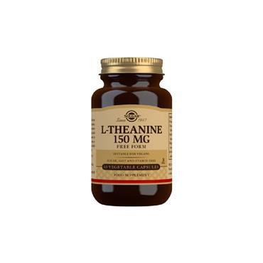 Solgar L-Theanine 150 mg Vegetable Capsules 60 pack