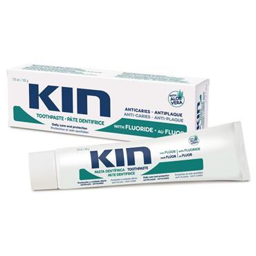 Kin Toothpaste With Fluorideand ALoe Vera 125ml