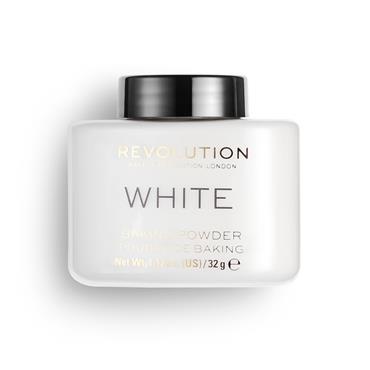 Makeup Revolution Loose Baking Powder White Finish
