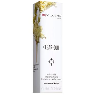 My Clarins Clear-Out Targeted Blemish Treatment 15Ml