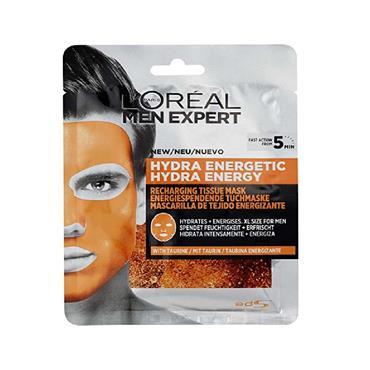 Loreal Men Expert Hydra Energetic Tissue Mask 30G
