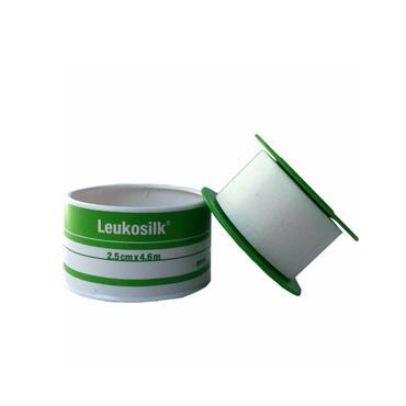BSN Leukosilk Tape – 2.5cm x 4.6cm
