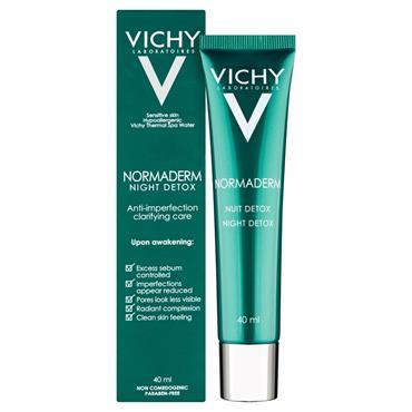 Vichy Normaderm Detox Night 40Ml