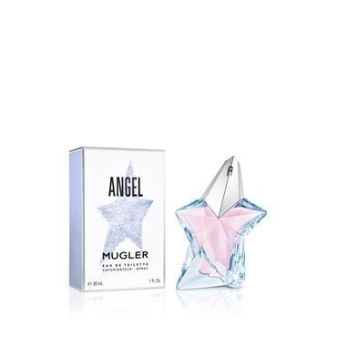 Mugler Angel Eau De Toilette natural Spray Standing Star 30Ml