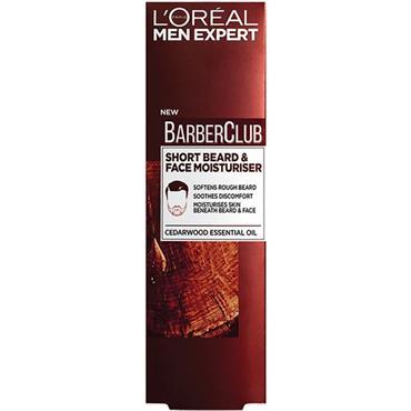 Loreal Men Expert Barber Club Short Beard Moisturiser 50Ml