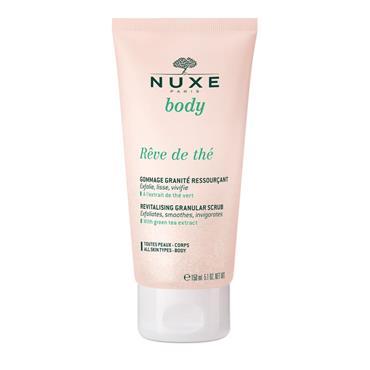 Nuxe Reve De The Revitalising Granular Body Scrub 150Ml