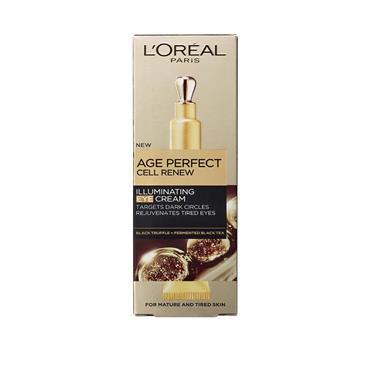 Loreal Paris Age Perfect Cell Renew Illuminating Eye Cream 15Ml