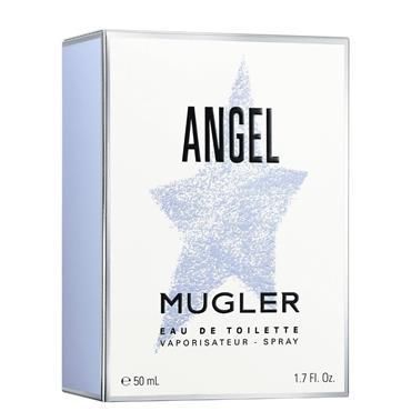 Mugler Angel Eau De Toilette natural Spray Standing Star 50Ml