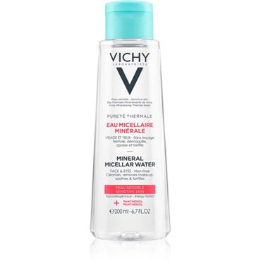 Vichy Pt Micellar Water Sensitive Skin 200Ml
