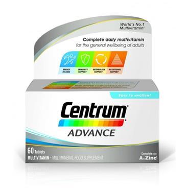 Centrum Advance Multivitamin 60 Pack