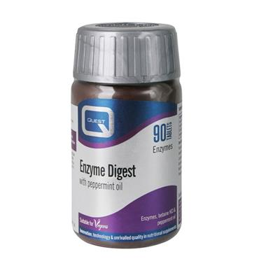 QUEST DIGESTIVE ENZYMES 90'S
