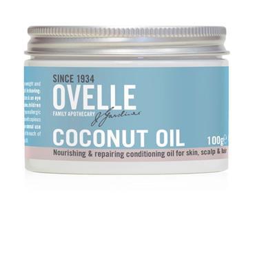 Ovelle Coconut Oil 100g Ecocert