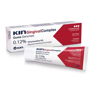 Kin Gingival Toothpaste 75Ml