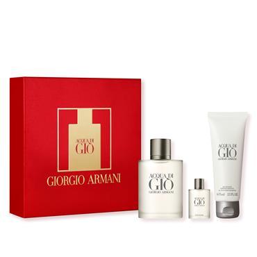 Armani Acqua Di Giò Homme Eau De Toilette 50ml Gift Set for him
