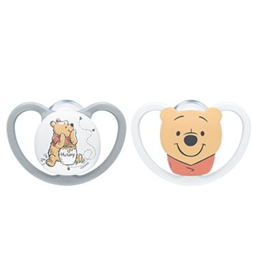 Nuk Winnie The Pooh  Space Soother Size 3