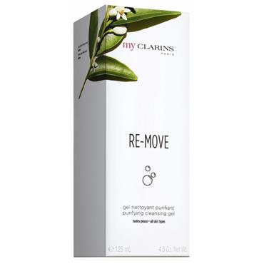My Clarins Re-Move Purifying Cleansing Gel 125Ml