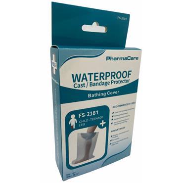 PharmaCare Waterproof Cast Bandage Protector Child Leg