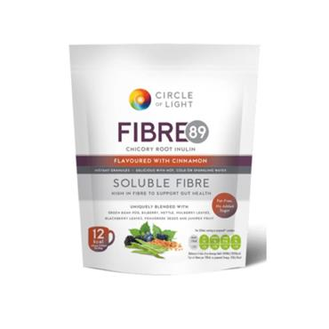 Circle Of Light Fibre 89 Flavoured With Cinnamon 200G