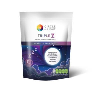 Circle Of Light Triple Z Herbal Sleep Remedy 200G