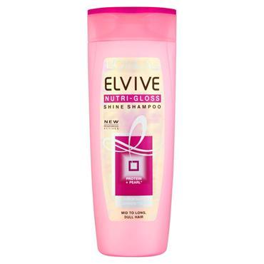 Loreal Paris Elvive Nutri-Gloss Shine Shampoo 500Ml