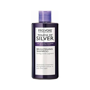 Provoke Touch Of Silver Brightening Shampoo 200Ml