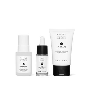 Pestle and Mortar The Ultimate Hydration Kit