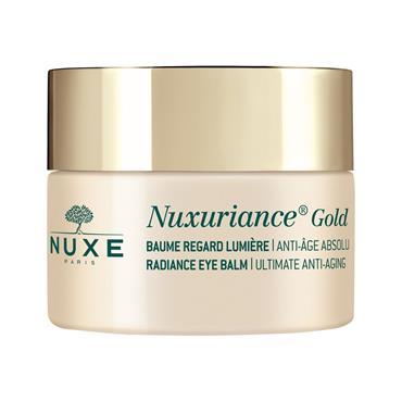 Nuxe Nuxuriance Gold Radiance Eye Balm 15Ml
