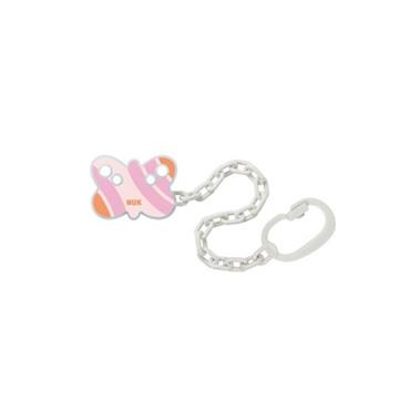 Nuk Plastic Soother Chain  1 Blister