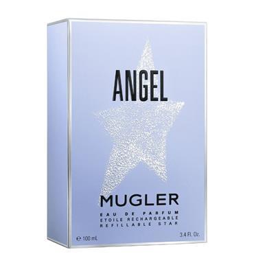 Mugler Angel Eau De Parfum Natural Spray Refillable 100Ml