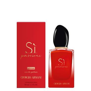Armani Si Passione Intense Eau De Parfum 50Ml