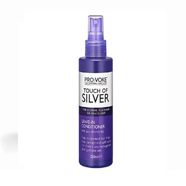 Provoke Touch Of Silver Leave In Conditioner Spray 150Ml