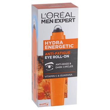 Loreal Men Expert Hydra Energetic Anti-Fatigue Eye Roll-On 10Ml